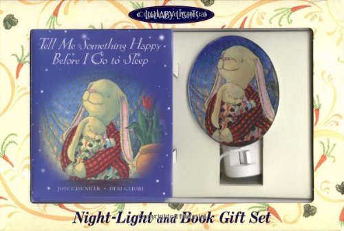 9780152047566: Tell Me Something Happy Before I Go to Sleep Gift Set: Night-light and Book