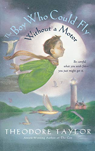 The Boy Who Could Fly Without a Motor: Theodore Taylor
