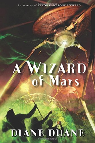 9780152047702: A Wizard of Mars: The Ninth Book in the Young Wizards Series