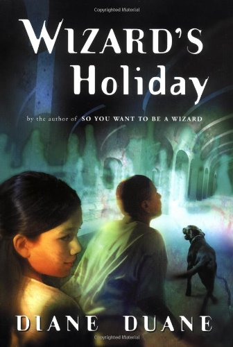 9780152047719: The Wizard's Holiday: The Seventh Book in the Young Wizards Series