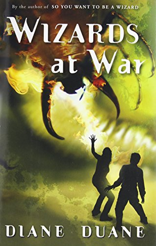 9780152047726: Wizards at War (The Young Wizards, Book 8)