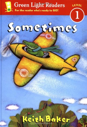 9780152048075: Sometimes (Green Light Readers Level 1)