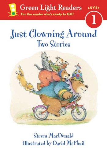 9780152048167: Just Clowning Around: Two Stories
