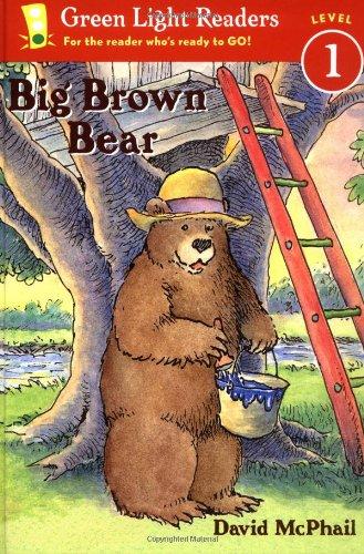 9780152048174: Big Brown Bear (Green Light Readers Level 1)