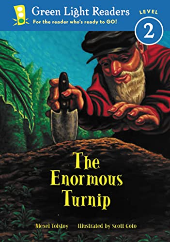 9780152048433: The Enormous Turnip (Green Light Reader - Level 2 (Quality))