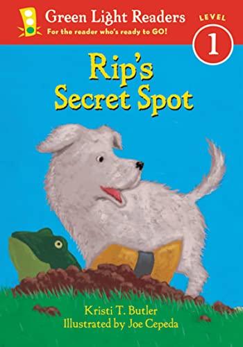 9780152048495: Rip's Secret Spot (Green Light Readers Level 1)