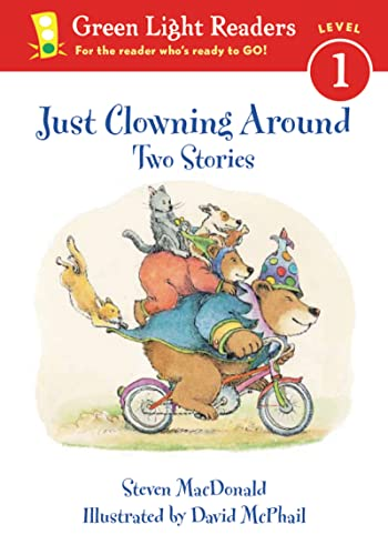 9780152048563: Just Clowning Around: Two Stories