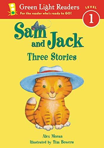 9780152048624: Sam and Jack: Three Stories (Green Light Reader - Level 1 (Quality))