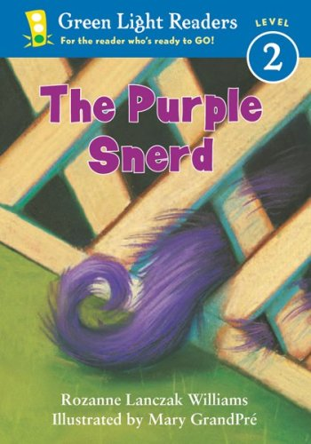9780152048662: The Purple Snerd (Green Light Readers Level 2)