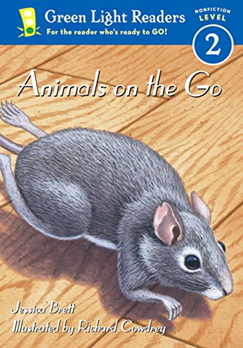9780152048679: Animals on the Go (Green Light Readers Level 2)