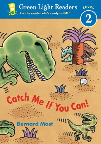 9780152048792: Catch Me If You Can! (Green Light Reader - Level 2)
