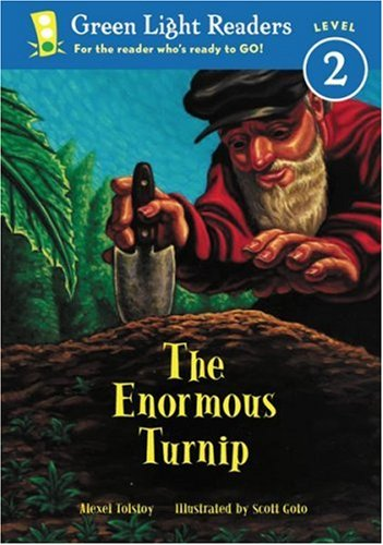 9780152048839: The Enormous Turnip (Green Light Readers. All Levels)