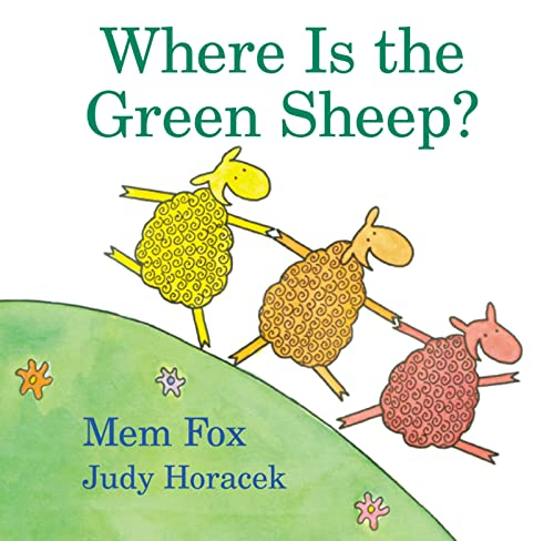 9780152049072: Where Is the Green Sheep