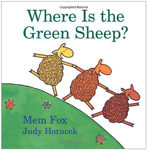 9780152049072: Where Is the Green Sheep? (Horn Book Fanfare List (Awards))