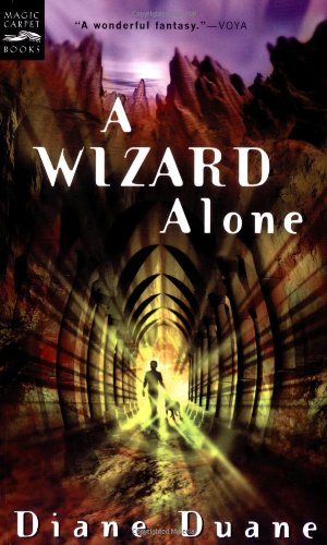 9780152049119: A Wizard Alone: The Sixth Book in the Young Wizards Series