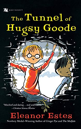 9780152049164: The Tunnel of Hugsy Goode (Odyssey/Harcourt Young Classic)