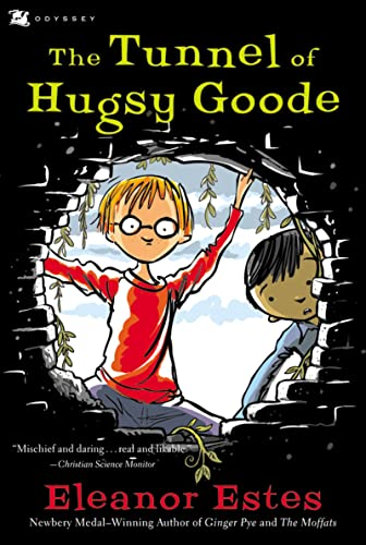 The Tunnel of Hugsy Goode (Odyssey/Harcourt Young Classic)