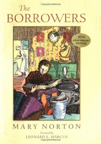 9780152049287: The Borrowers: Fiftieth-Anniversary Gift Edition