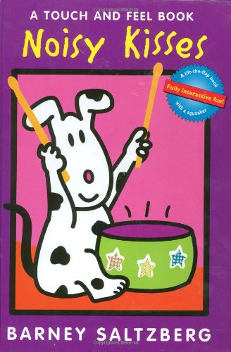 9780152049294: Noisy Kisses (Touch and Feel Books (Red Wagon))