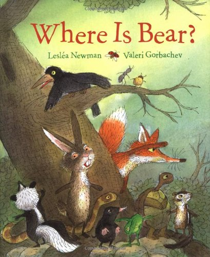 9780152049362: Where Is Bear?