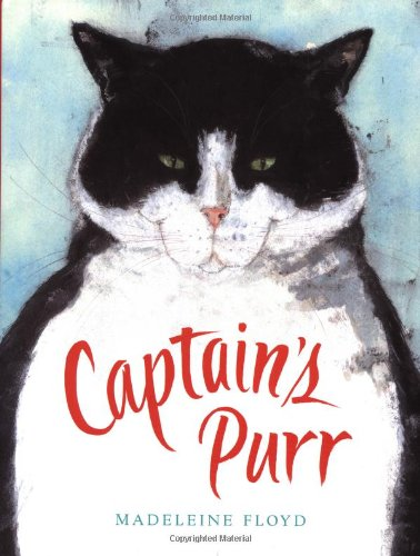 9780152049393: Captain's Purr