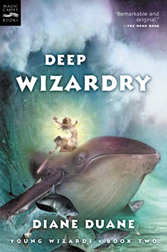9780152049423: Deep Wizardry (The Young Wizards Series, Book 2)