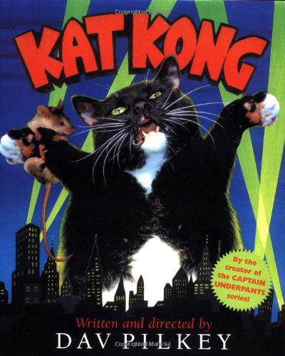 9780152049515: Kat Kong (digest)