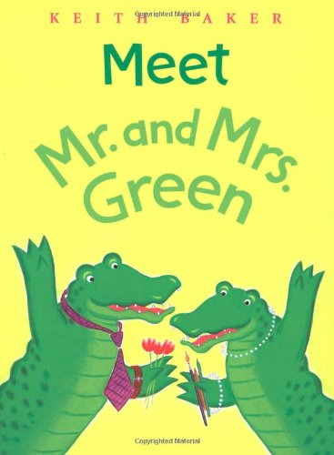 9780152049553: Meet Mr. and Mrs. Green