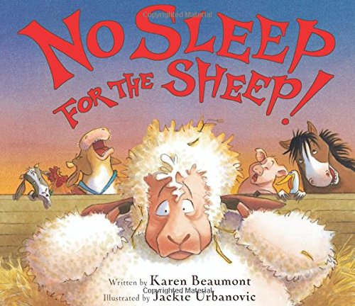 9780152049690: No Sleep for the Sheep!