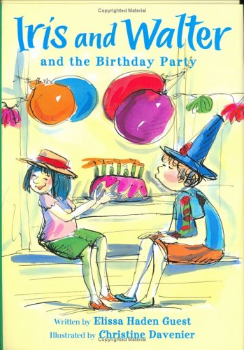 9780152050153: Iris and Walter and the Birthday Party