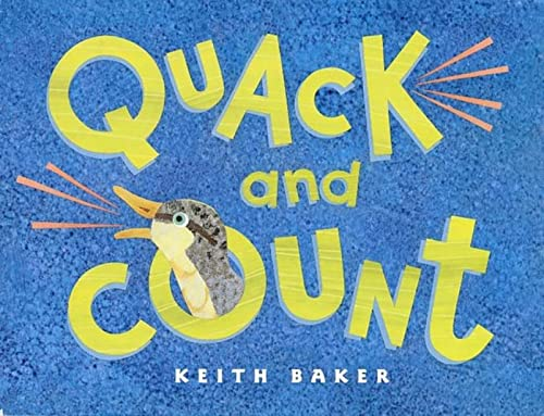 9780152050252: Quack and Count