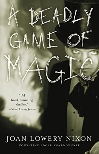 9780152050306: A Deadly Game of Magic