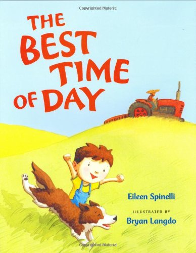 9780152050511: The Best Time of Day
