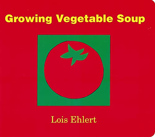 9780152050559: Growing Vegetable Soup