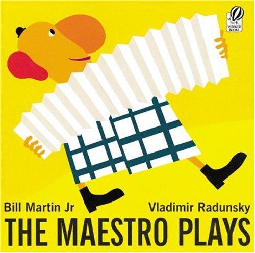 9780152050634: The Maestro Plays