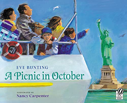 9780152050658: A Picnic in October (Rise and Shine)