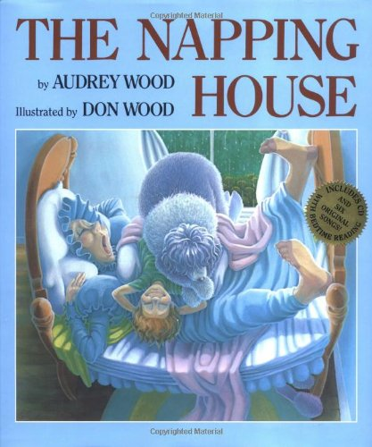 9780152050801: The Napping House: Book and Musical CD