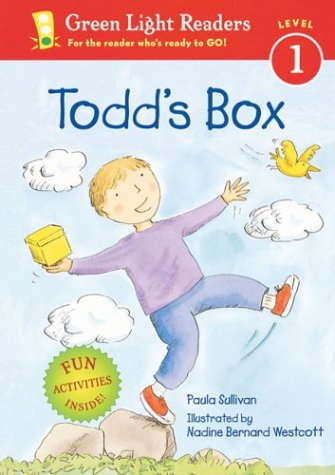 9780152050931: Todd's Box (Green Light Readers Level 1)