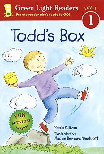 Todd's Box: Paula Sullivan, Nadine