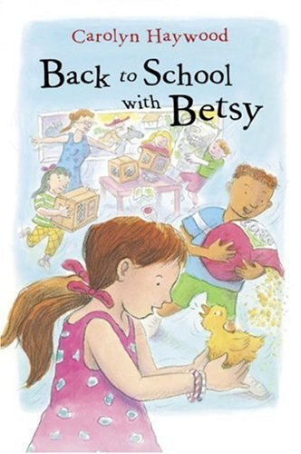 Back to School With Betsy: Haywood, Carolyn