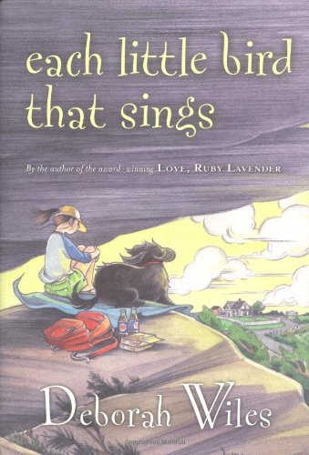 9780152051136: Each Little Bird That Sings (Golden Kite Honors)