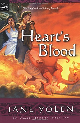 9780152051181: Heart's Blood: 2 (Pit Dragon Trilogy)