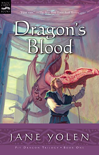 9780152051266: Dragon's Blood: The Pit Dragon Chronicles, Volume One