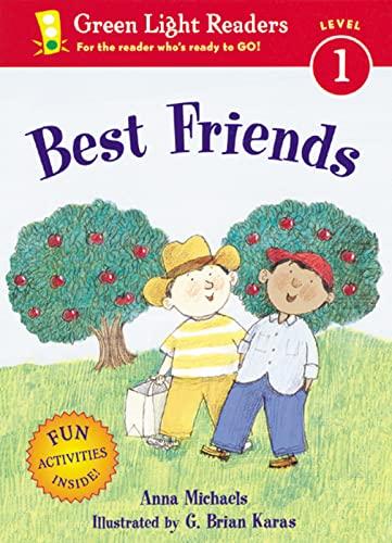 9780152051334: Best Friends (Green Light Readers Level 1)