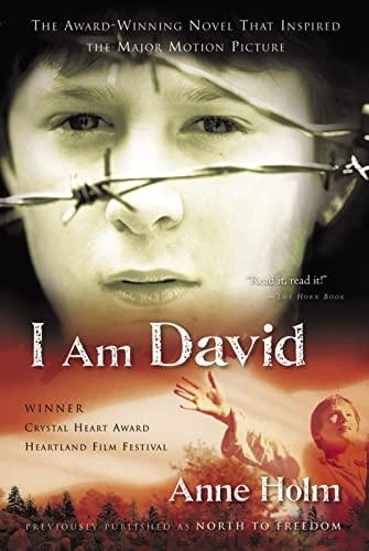 9780152051600: I Am David