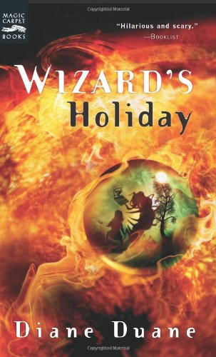 9780152052072: Wizard's Holiday (Young Wizards (Quality))