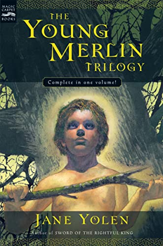 9780152052119: The Young Merlin Trilogy: Passager, Hobby, and Merlin
