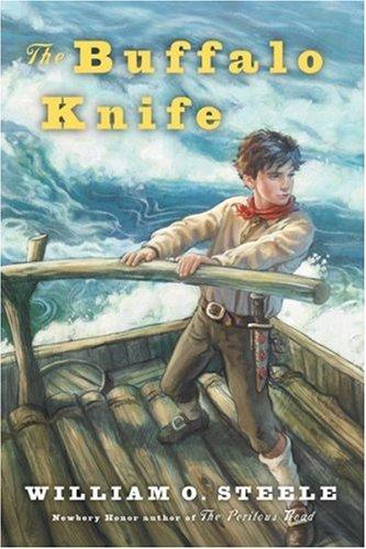 9780152052140: The Buffalo Knife