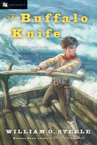 9780152052157: The Buffalo Knife (Odyssey Classics (Odyssey Classics))
