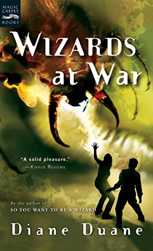 9780152052232: Wizards at War: The Eighth Book in the Young Wizards Series